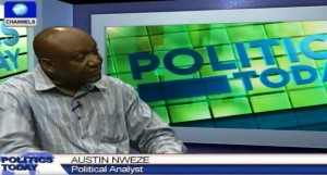 Politics Today - Austin Nweze