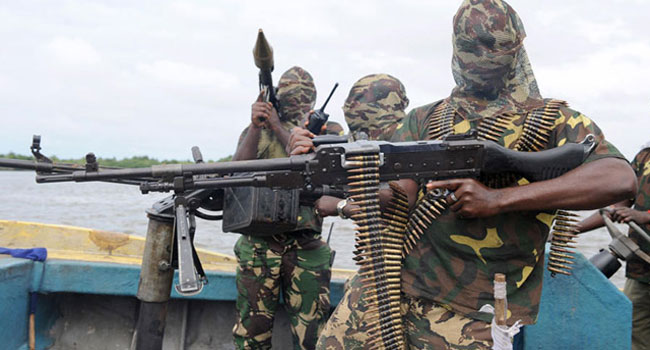 Nigerian Armed Group Breaks Truce With Government