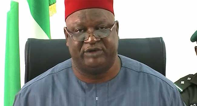 I'm still held by EFCC - Anyim cries out