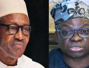 Your Critics Are Not Your Enemies, Fayose Tells Buhari