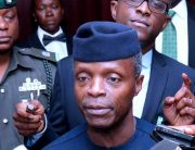 We're Working For Release Of Remaining Chibok Girls, Says Osinbajo