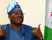 Restructuring: Nigeria Has To Continue Negotiating, Says Ajimobi