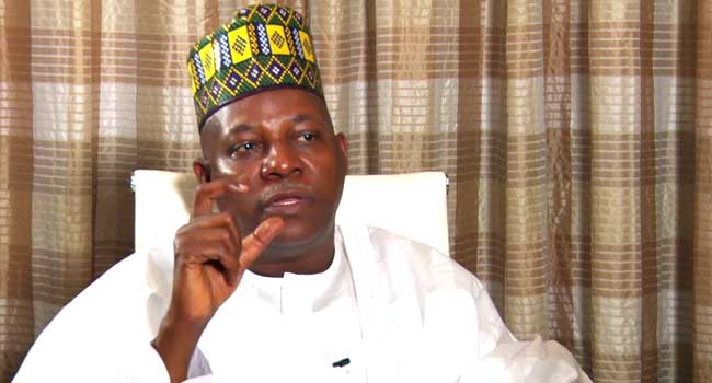 Restructuring My Foot, Let's Restructure Our Minds – Shettima
