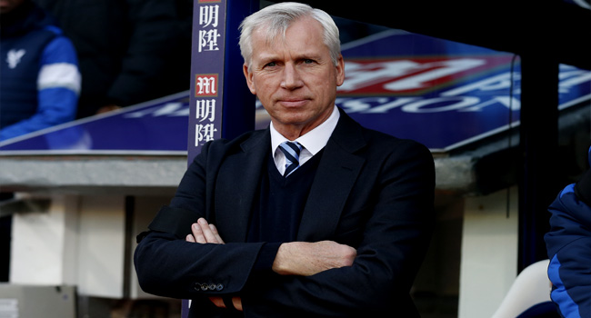 Alan Pardew Confirms He's In Talks With West Brom