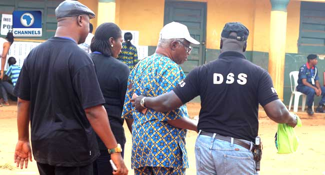 We Tried To Induce People To Vote, Says Man Arrested By DSS