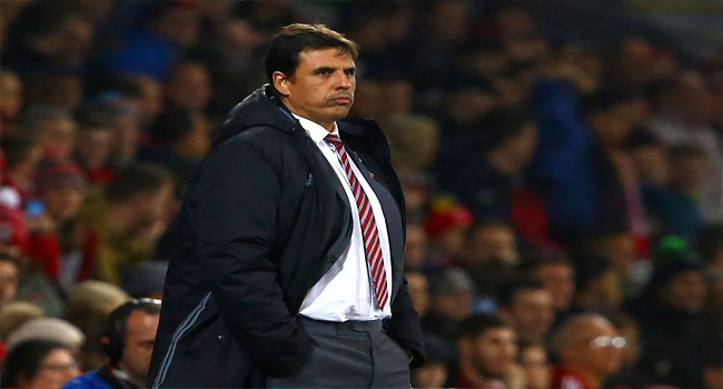 Chris Coleman could be set for SAFC after Wales resignation