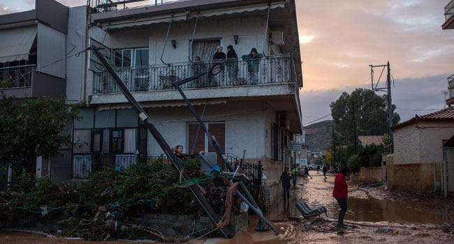 Greek rescue crews search for 6 people after deadly floods