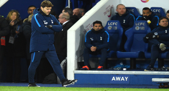 Mauricio Pochettino says book not to blame for Tottenham Hotspur's slump