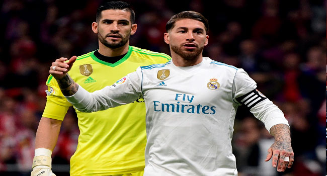 Marcelo unaware of Ronaldo-Ramos rift