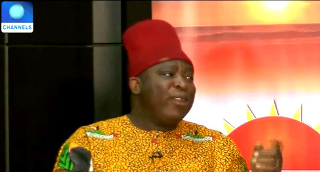 Anambra Election: APGA's Obiano Has No Contender – Umeh
