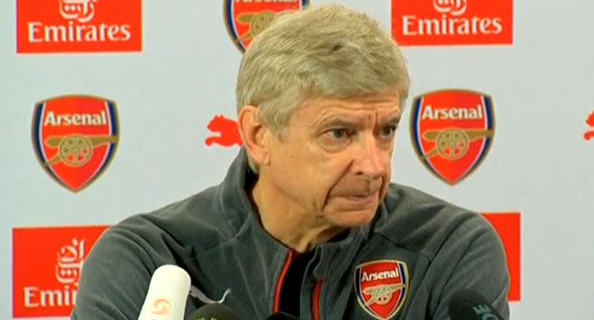 Arsene Wenger vows Arsenal home strength can sink Spurs